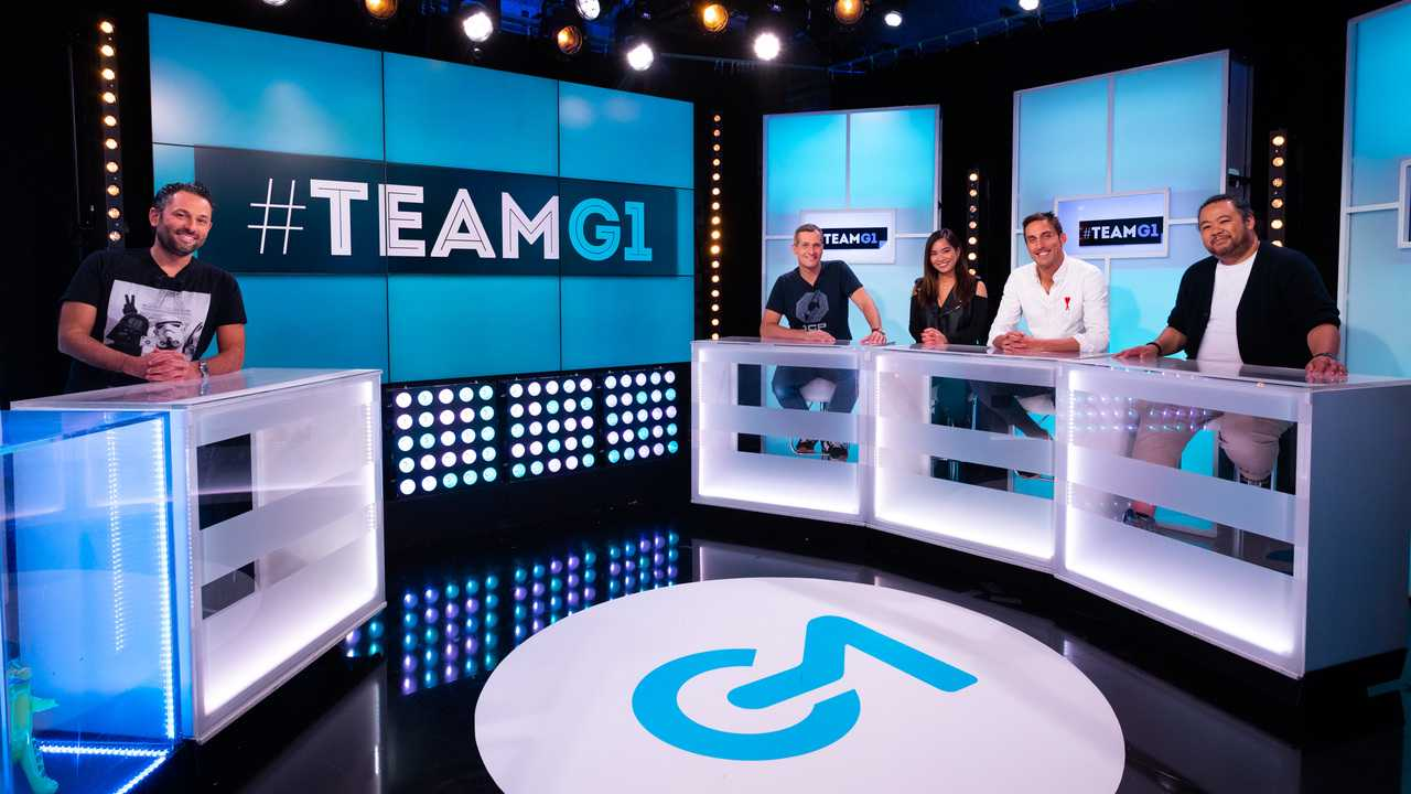 Sur Game One dès 08h15 : #Teamg1 Story