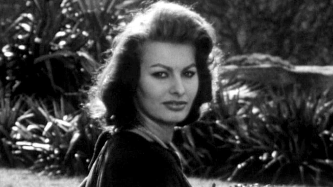 Sur OCS Geants dès 06h00 : Sophia Loren