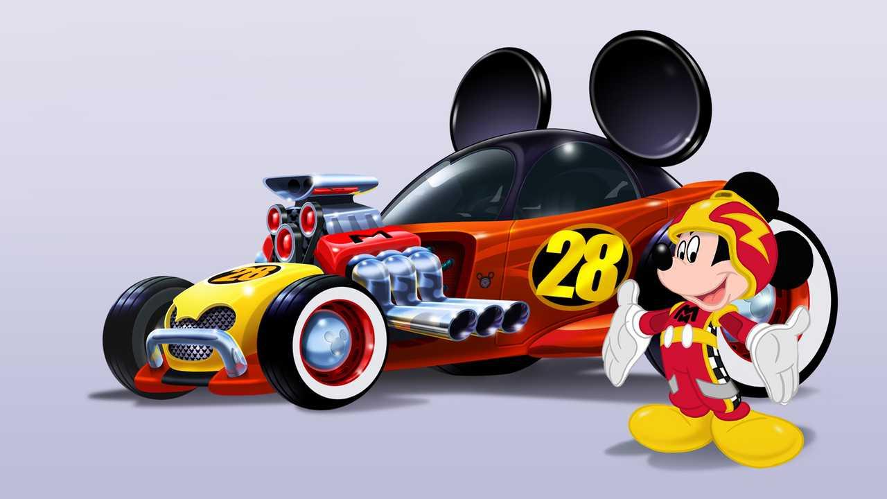 Sur Disney Channel Junior dès 19h05 : Mickey et ses amis : top départ !