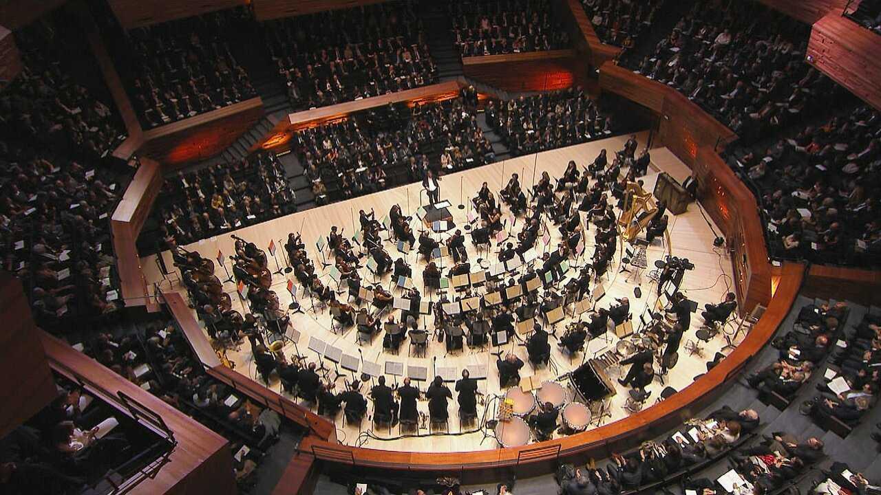 Sur Mezzo Live HD dès 22h05 : Emmanuel Krivine et l'Orchestre national de France