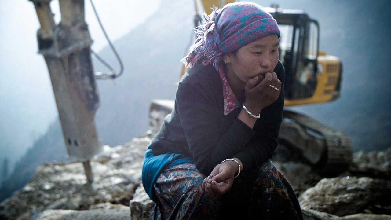 Sur Arte dès 06h15 : Népal : sur la route du marché