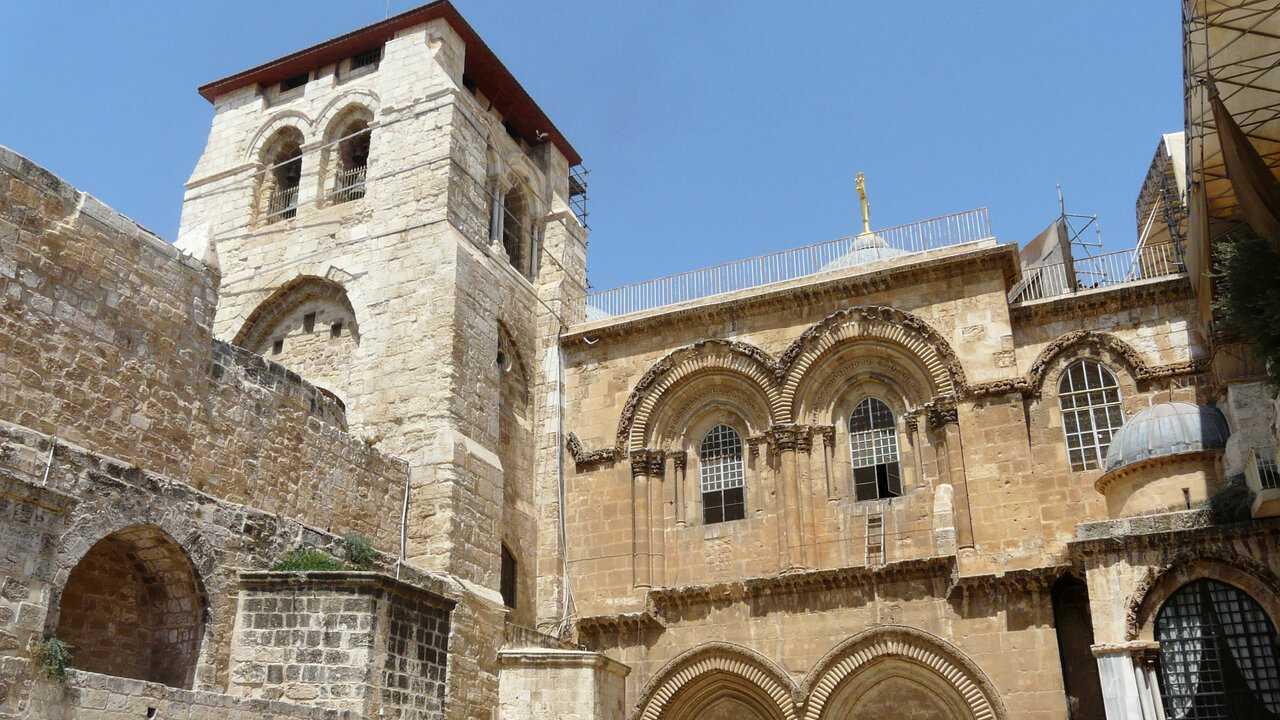 Sur France 5 dès 12h05 : Les secrets du tombeau du Christ