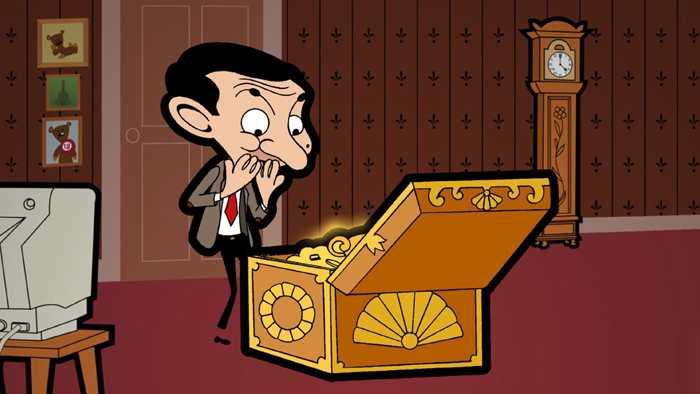 Sur Boomerang dès 15h55 : Mr Bean *2002