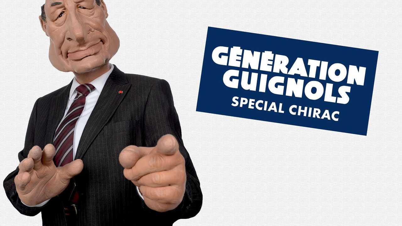 Sur Comedie Plus dès 18h16 : Génération Guignols