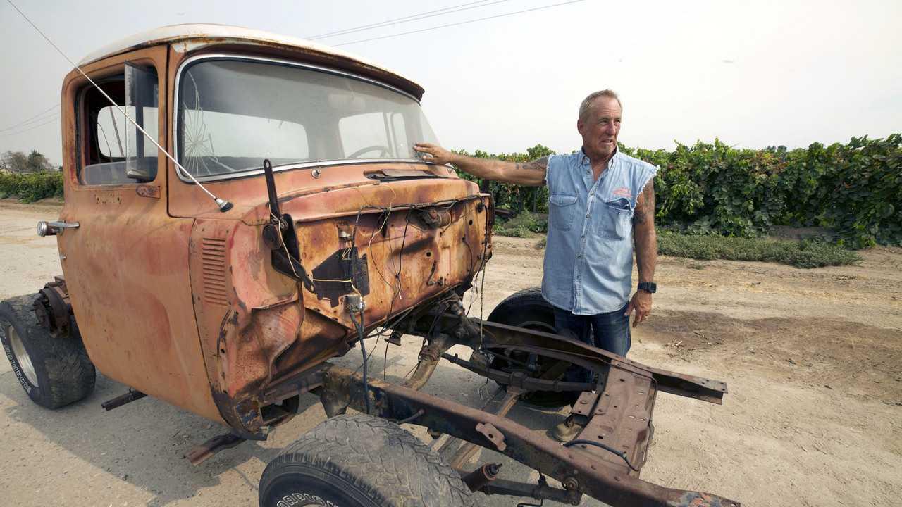 Sur Planete Plus Aventure Experience dès 08h54 : Rick restaure tout ! spécial camion