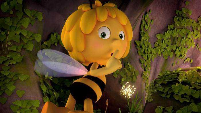 Sur TIJI dès 23h00 : Maya l'abeille 3D