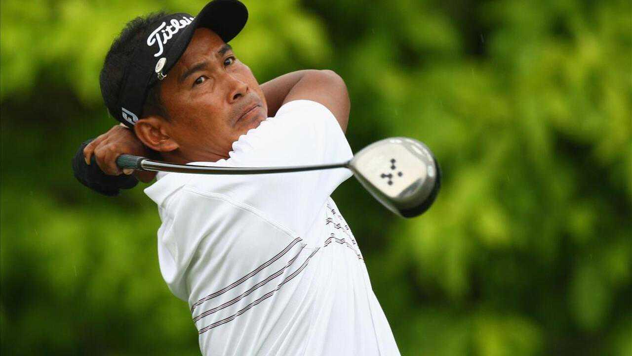 Golf : Asian Tour