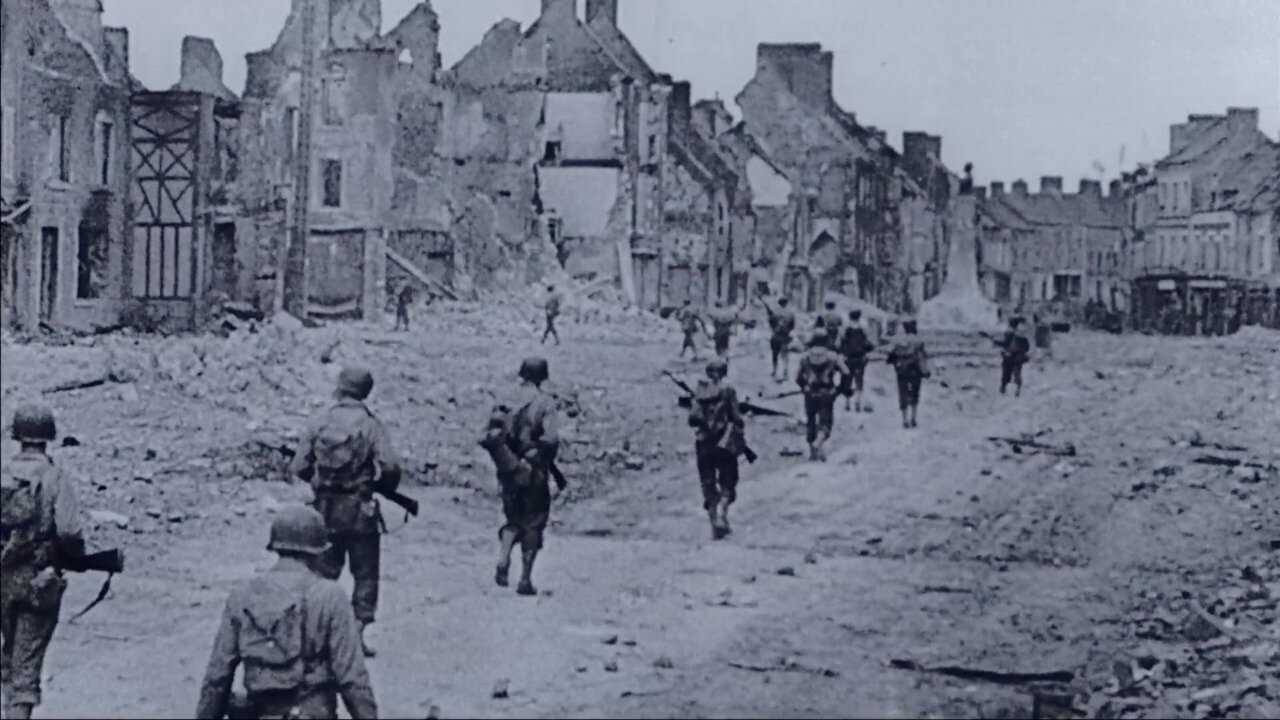 Sur RMC Decouverte dès 22h20 : L'enfer de la bataille de Normandie