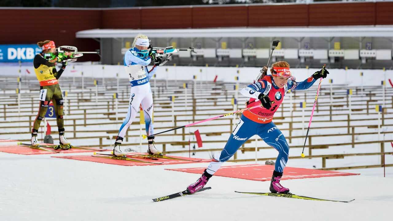 Biathlon : Coupe du monde (Relais 4x7,5 km messieurs)