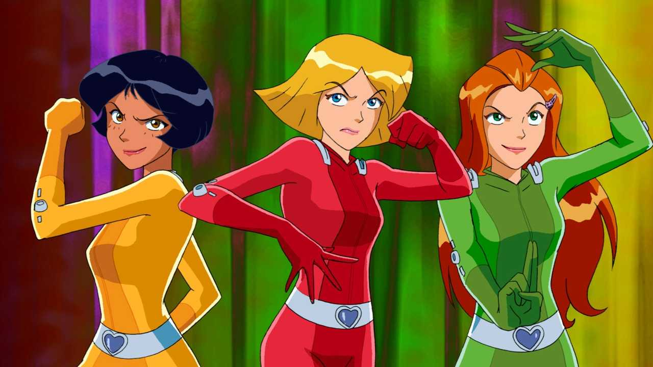Sur Gulli dès 14h45 : Totally Spies