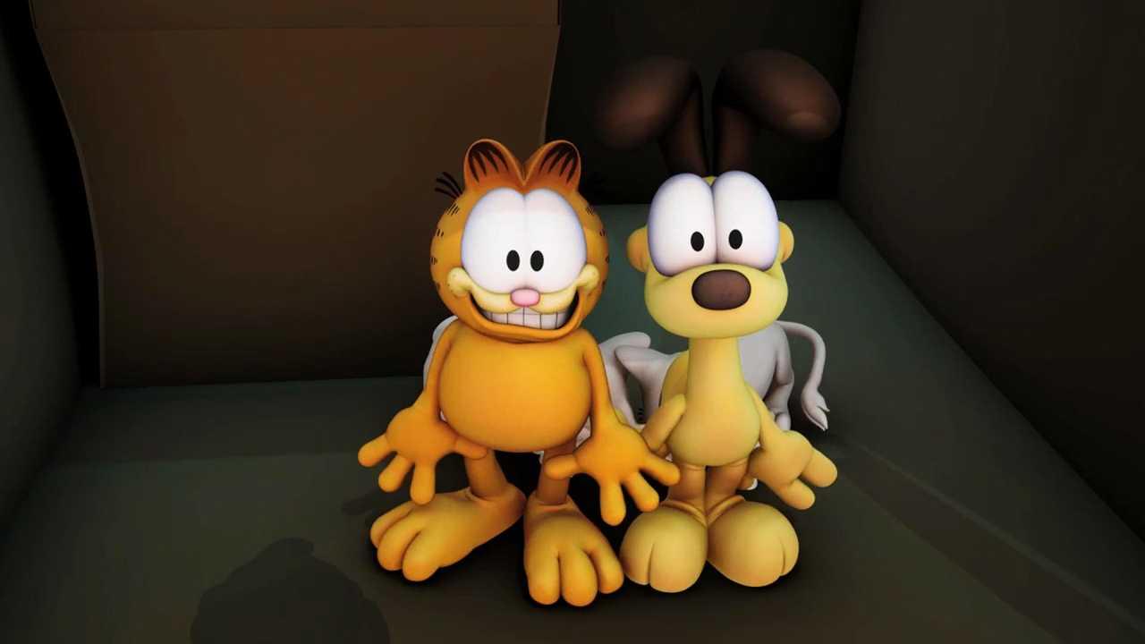 Sur Boomerang dès 07h20 : Garfield & Cie