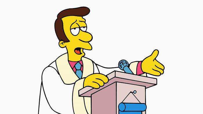 Sur MCM dès 19h45 : Les Simpson