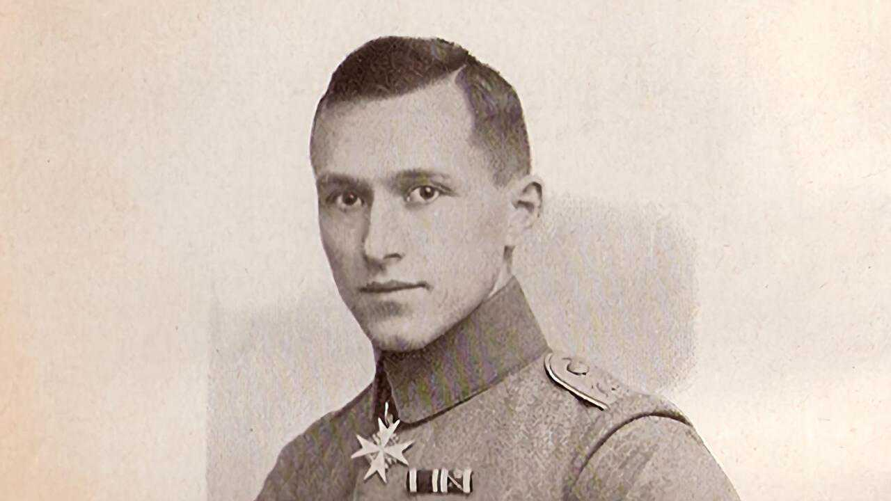 Sur Histoire dès 08h40 : Ernst Jünger, l'ennemi parle