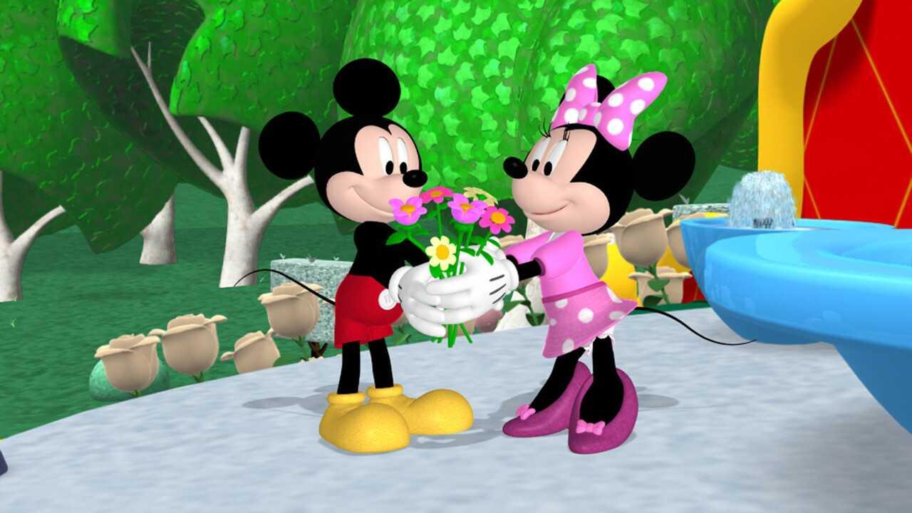 Sur Disney Channel Junior dès 06h25 : La maison de Mickey