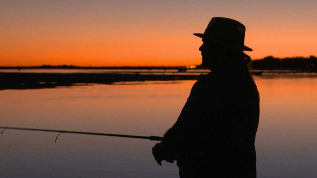 Sur Seasons dès 12h47 : L'effet silhouette, théâtre d'ombre du pêcheur