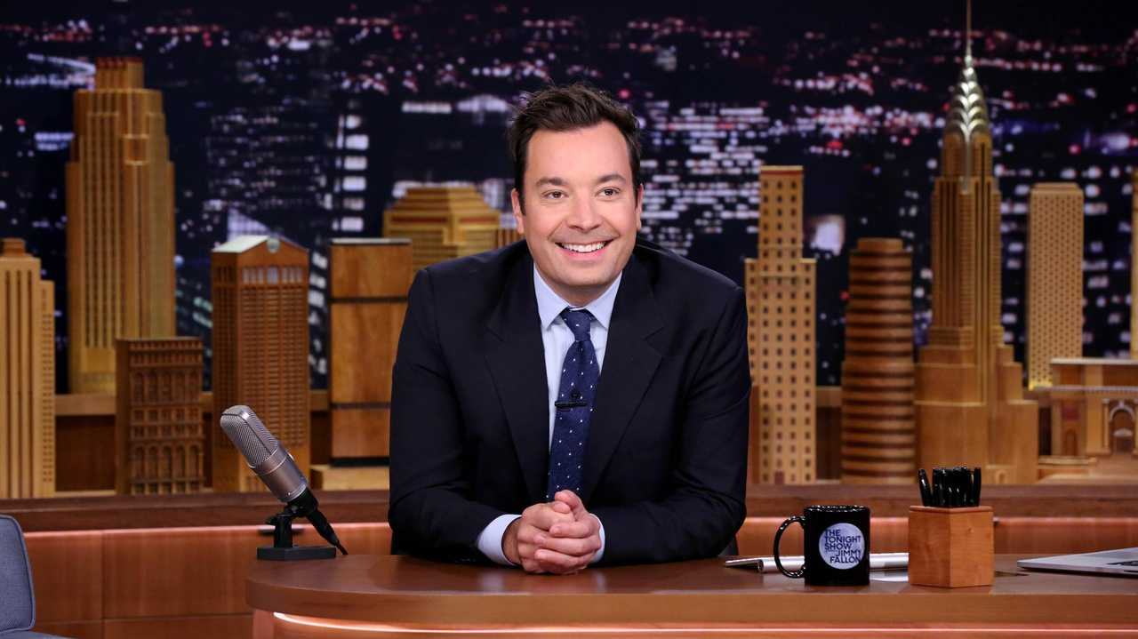 Sur Canal Plus dès 07h28 : The Tonight Show Starring Jimmy Fallon