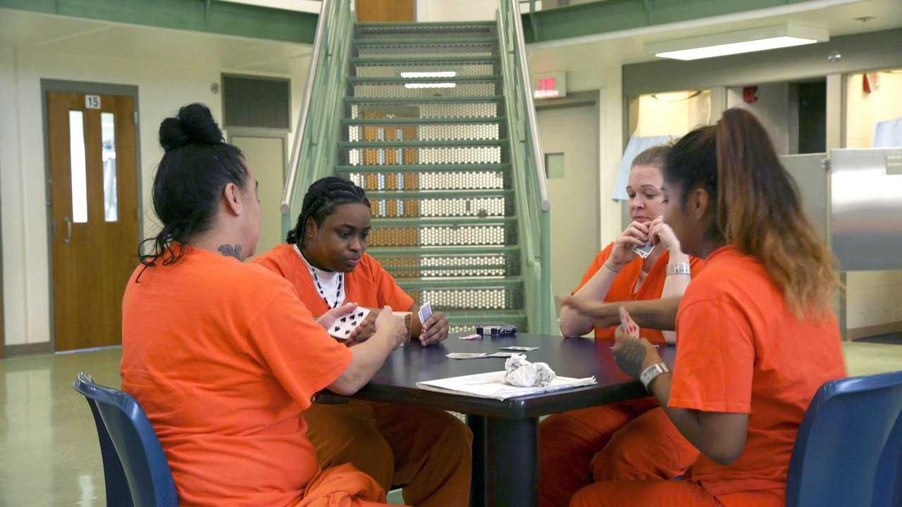 Sur Planete Plus Crime Investigation dès 09h45 : Prison Girls