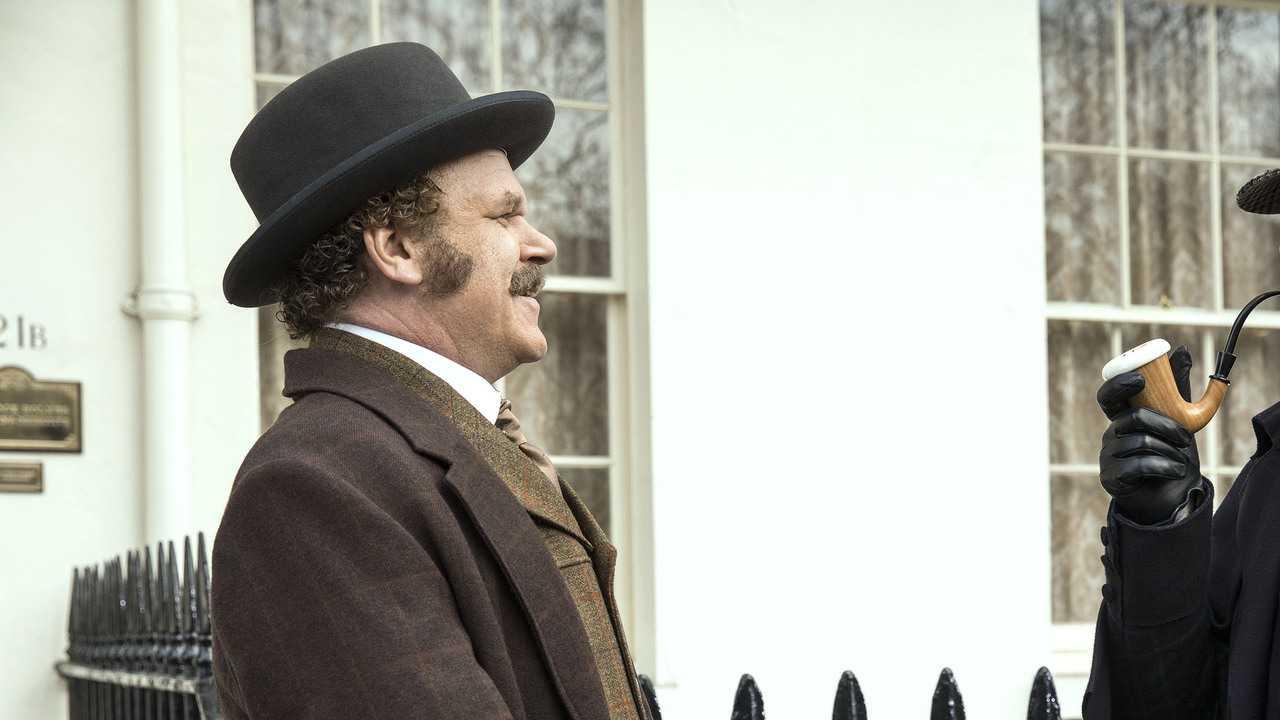 Sur Canal Plus Family dès 22h33 : Holmes & Watson