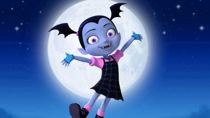 Sur Disney Channel Junior dès 17h15 : Vampirina