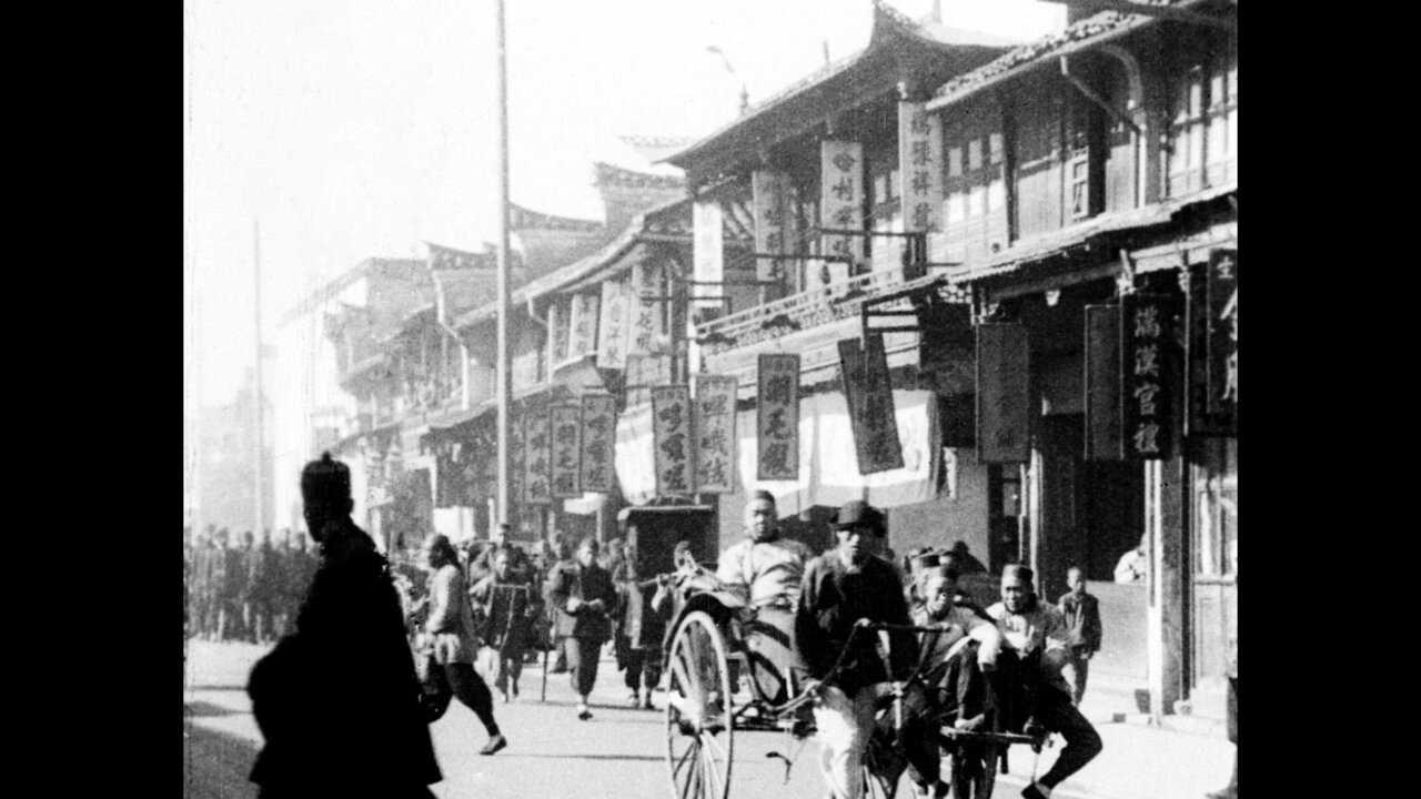 Sur Histoire dès 12h30 : Chine: secrets d'un monde perdu