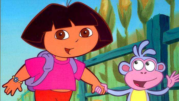 Sur Gulli dès 06h45 : Dora l'exploratrice