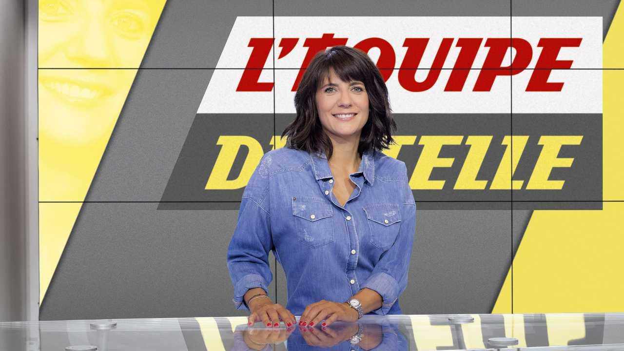 Sur L Equipe dès 17h50 : L'Equipe d'Estelle