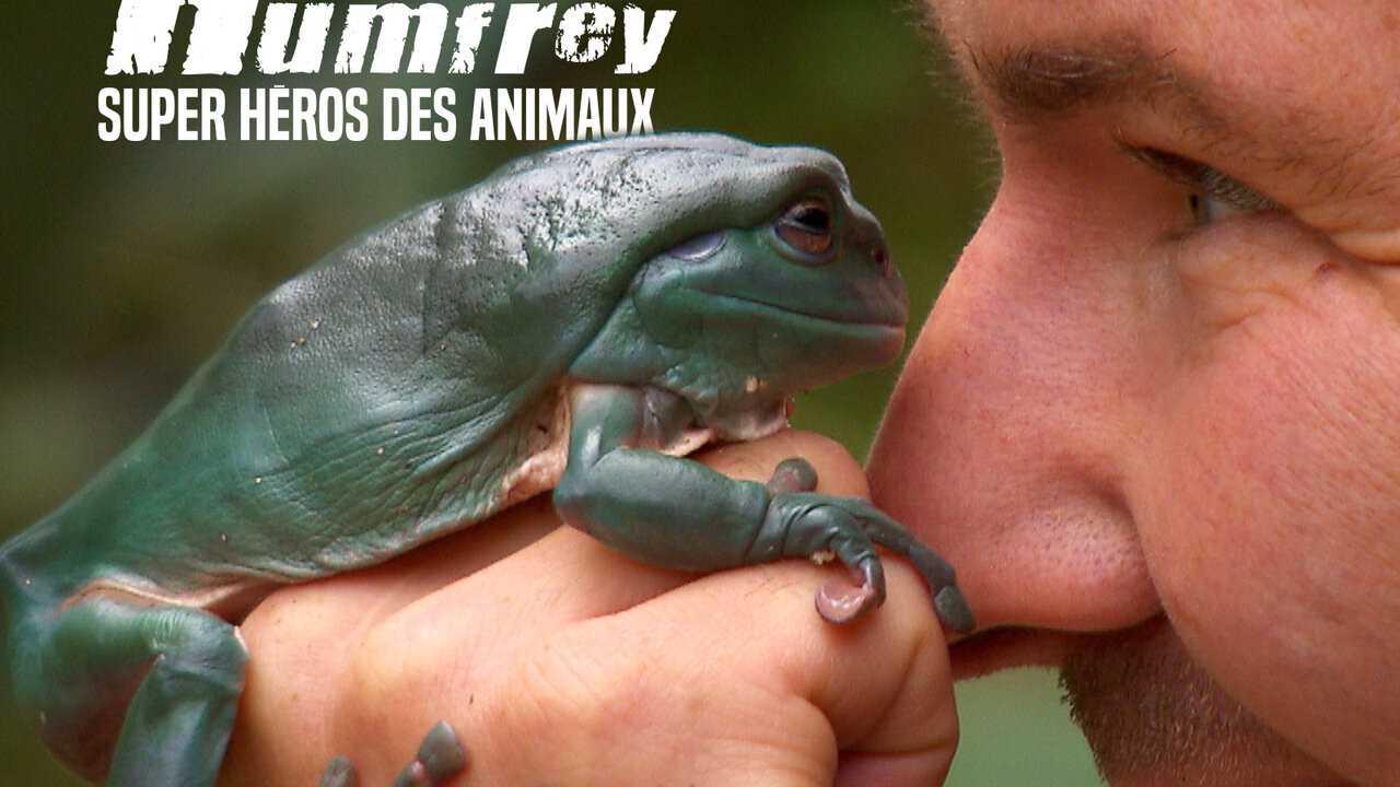 Sur Animaux dès 19h10 : Chris Humfrey, super héros des animaux