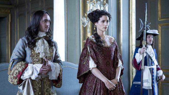 Sur Canal Plus Series dès 18h24 : Versailles