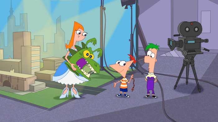 Sur Disney Channel dès 13h50 : Phineas et Ferb