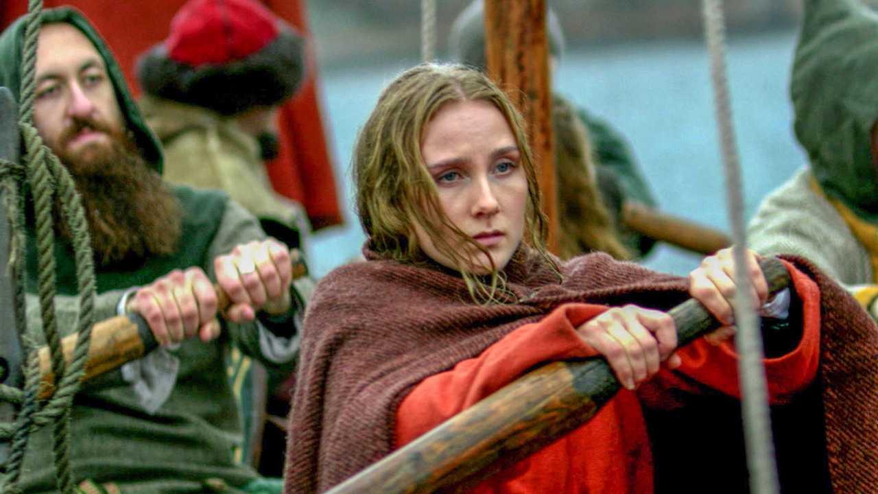 Femmes Vikings, reines de guerre
