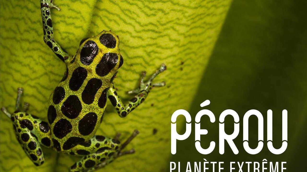 Pérou : planète extrême