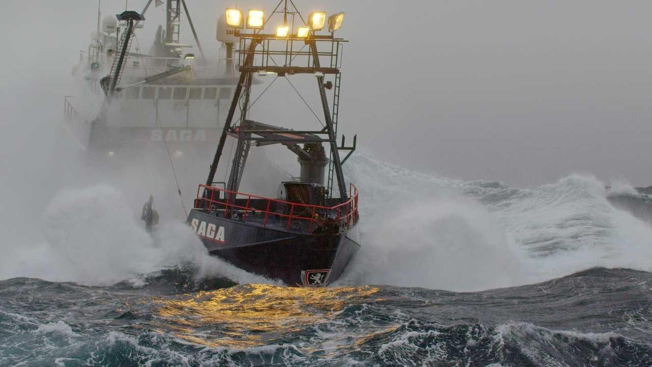 Péril en haute mer