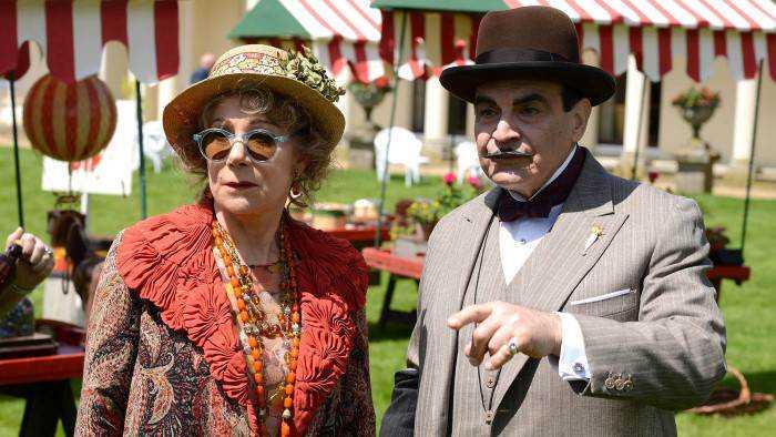 Sur Tv Breizh dès 14h00 : Hercule Poirot