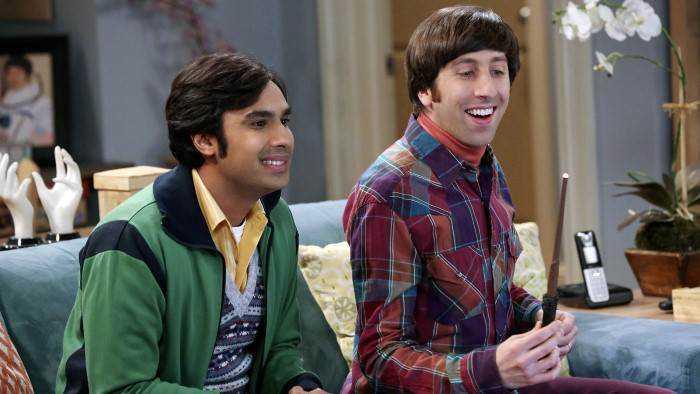 Sur NRJ 12 dès 19h25 : Big Bang Theory