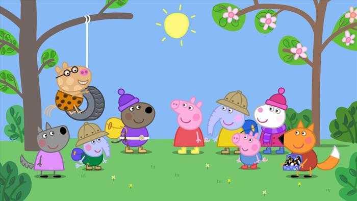 Sur Nickelodeon Junior dès 07h10 : Peppa Pig