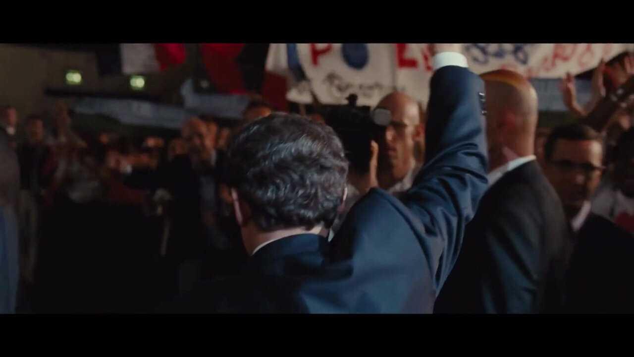 Sur LCP dès 22h33 : Le président au cinéma, un héros très discret