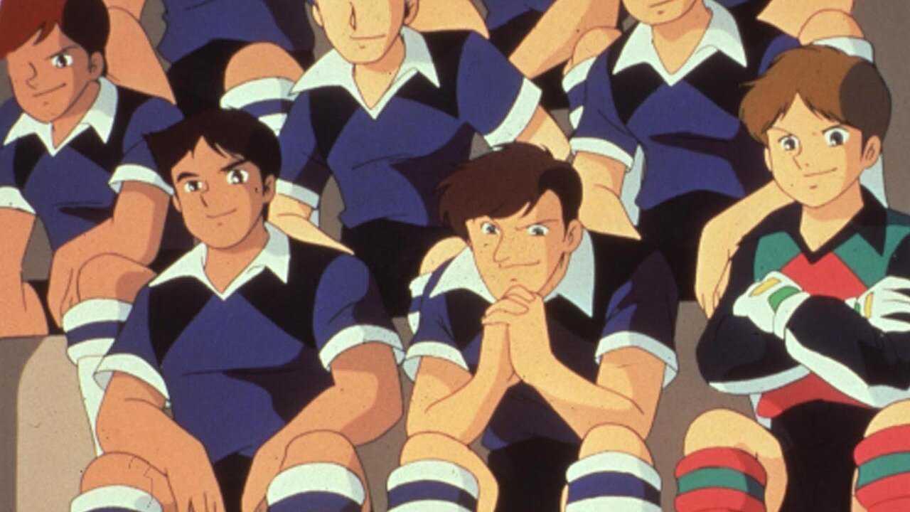 Sur Mangas dès 06h55 : L'école des champions