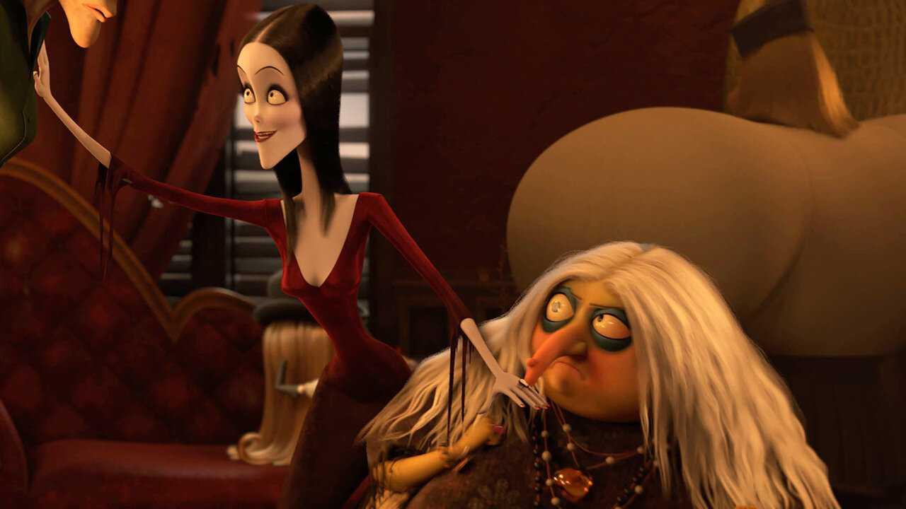 Sur Canal Plus Family dès 08h14 : La famille Addams