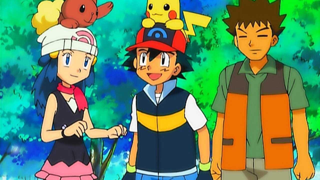 Sur MCM dès 18h03 : Pokémon : Diamant et perle