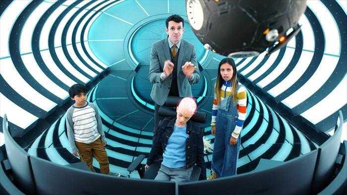 Sur Disney Channel dès 16h45 : Gabby Duran, baby-sitter d'extraterrestres