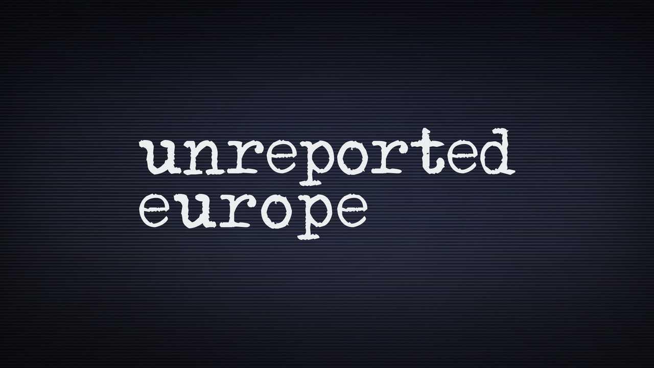 Sur Euronews dès 09h35 : Unreported Europe