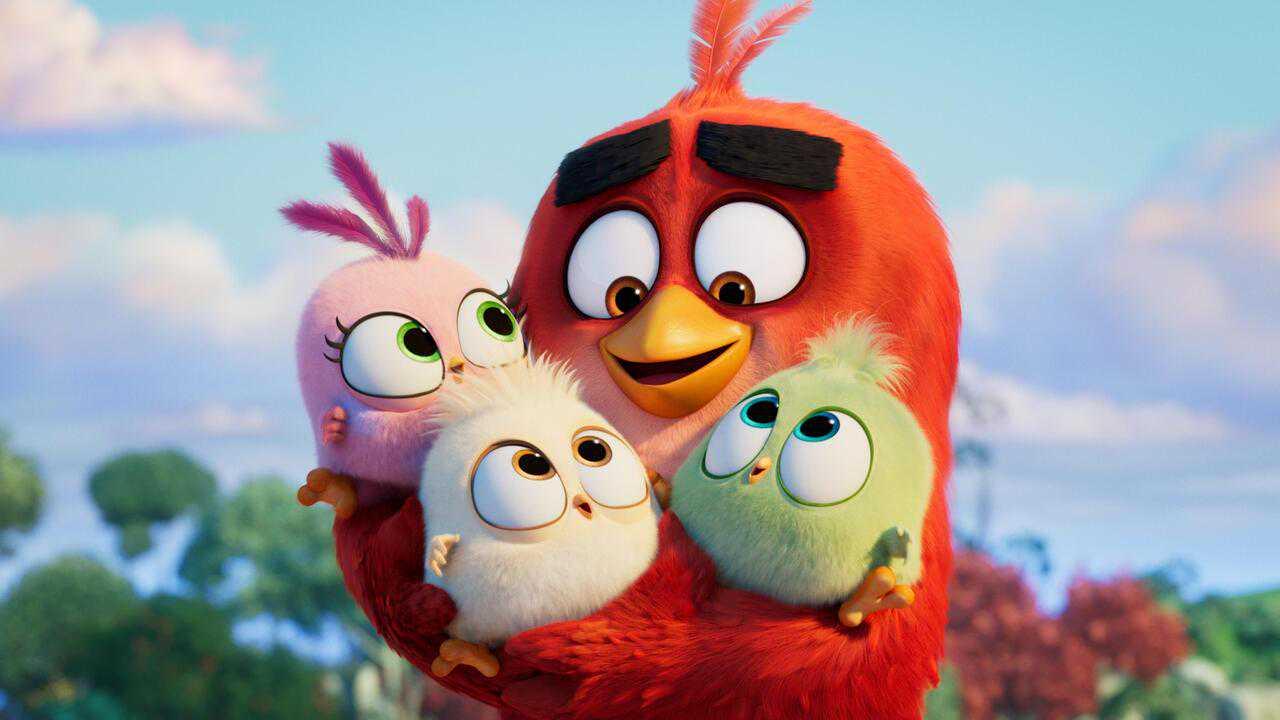 Sur OCS Max dès 06h45 : Angry Birds : copains comme cochons