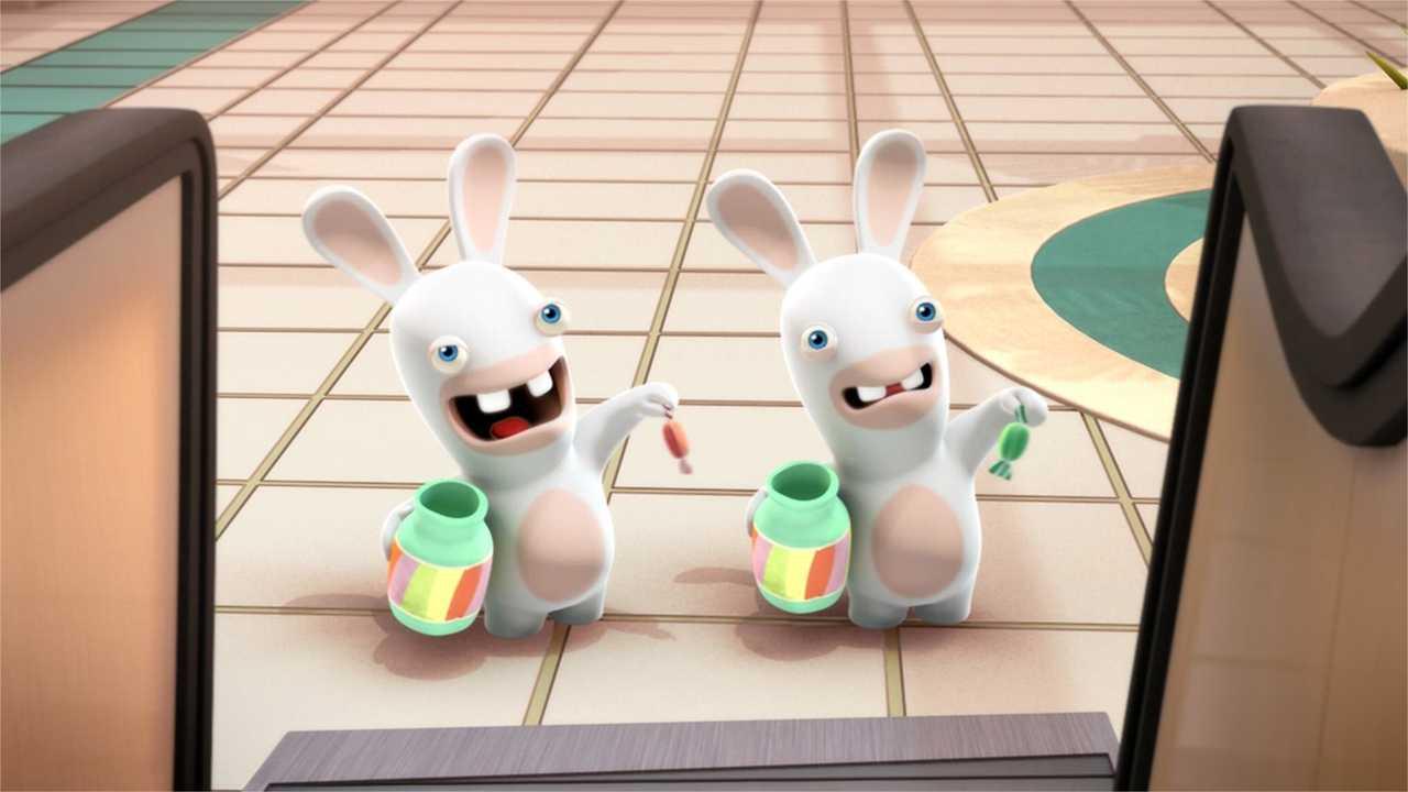 Sur France 3 dès 07h05 : Les lapins crétins : invasion