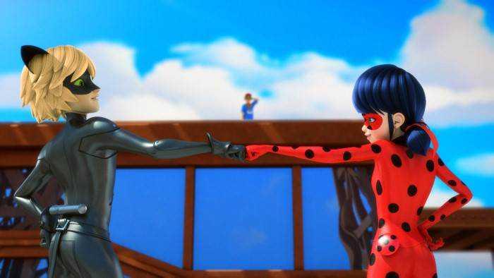 Sur Disney Channel Plus 1 dès 18h50 : Miraculous, les aventures de Ladybug et Chat Noir