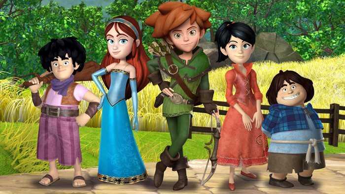 Sur Disney Channel dès 13h40 : Robin des Bois, malice à Sherwood