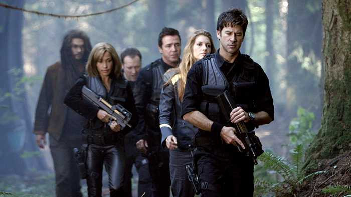 Sur Syfy dès 19h20 : Stargate Atlantis