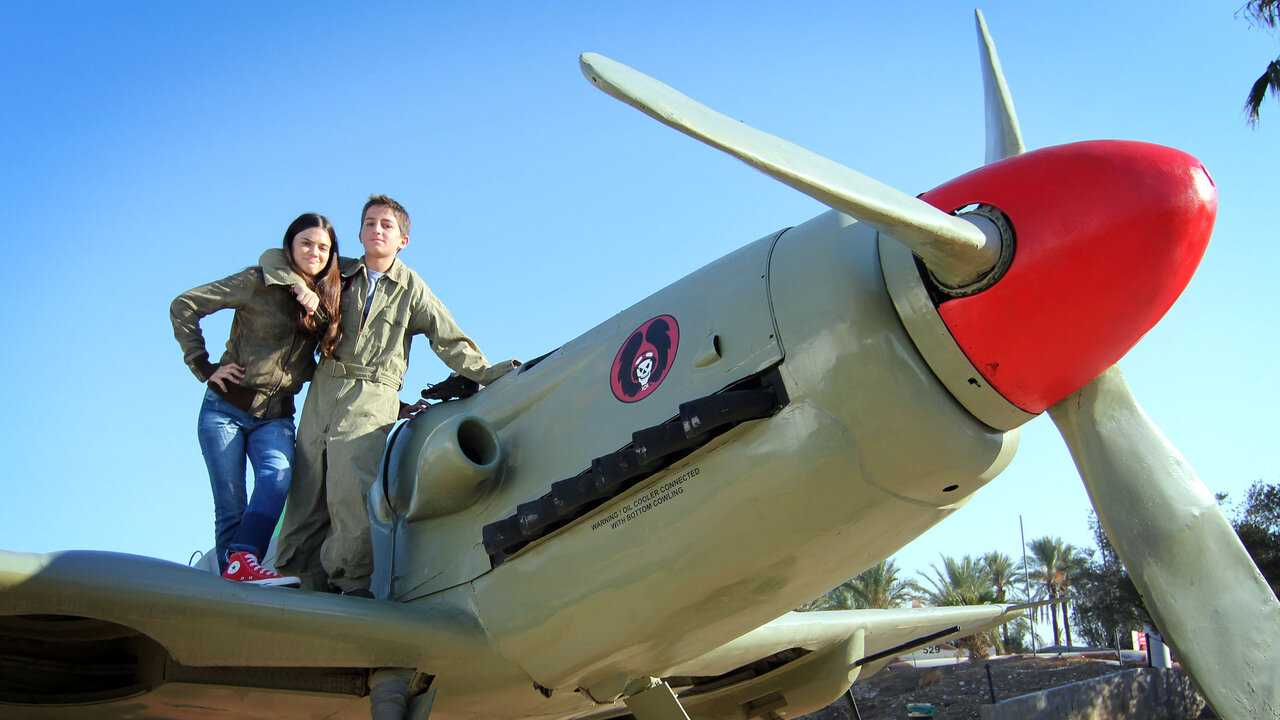 Sur Canal Plus Family dès 13h15 : Les aventuriers du ciel