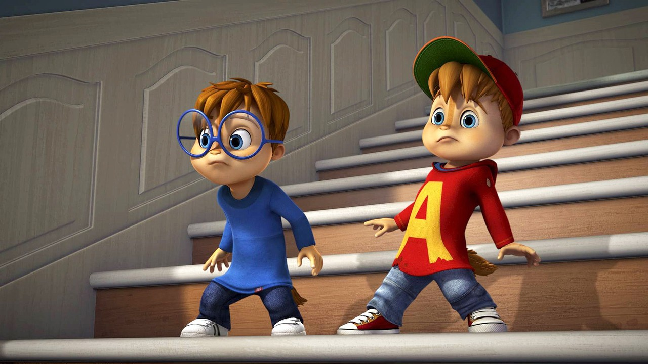 Alvinnn !!! et les Chipmunks (Jeunesse)
